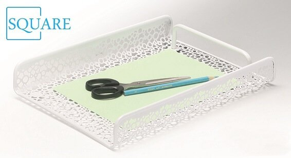 Punched Metal File Tray