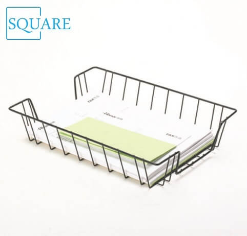 Metal Wire Office Tray Paper Tray Document Tray