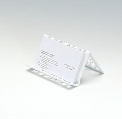 Punched Name Card Holder